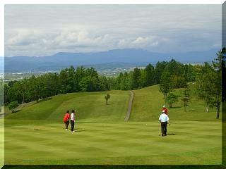 ゴルフの季節